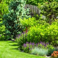 Umsatzsteuer bei einheitlicher Leistung – hier: Erstellung einer Gartenanlage